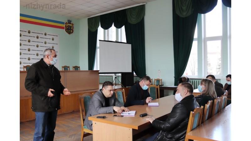 Відбулося позачергове засідання постійної комісії міської ради по законності
