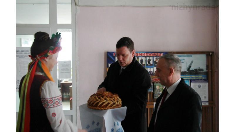 З нагоди святкування Дня міста до Ніжина прибула поважна Латвійська делегація