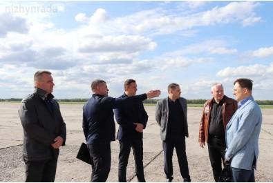 Міський голова Олександр Кодола провів установчу зустріч з представниками ТОВ Авіаейт