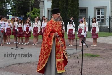 Вшанували пам'ять Великого Кобзаря