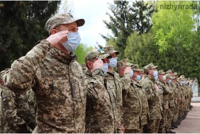 Інформація про навчання підрозділу територіальної оборони