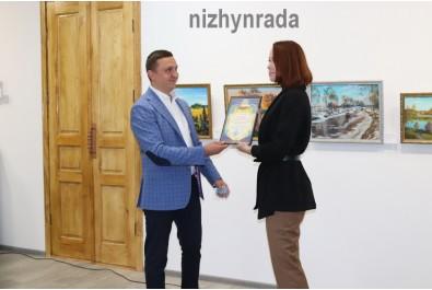 Відбулося відкриття нового приміщення художнього відділу Ніжинського краєзнавчого музею ім.І.Спаського