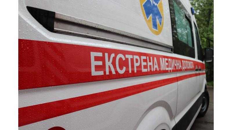 Відділення екстреної медичної допомоги отримало два нові автомобілі