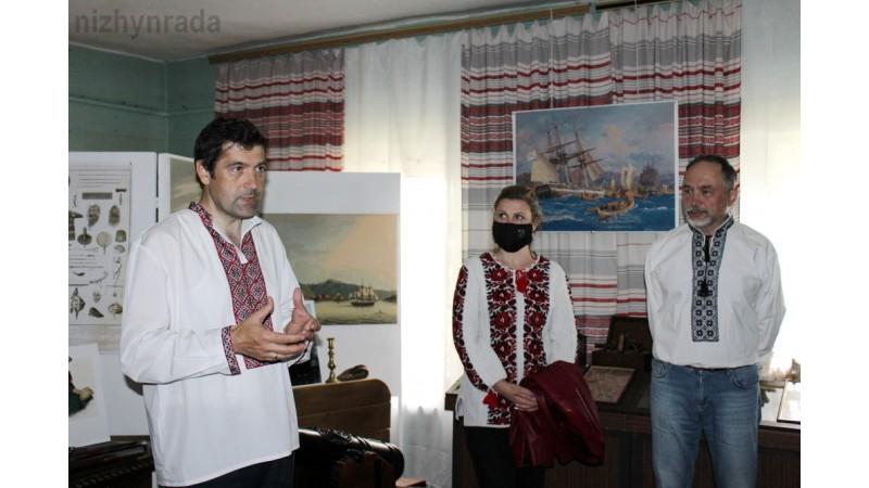"""Відбулася презентація виставки""""Мандрівник козацького роду"""""""