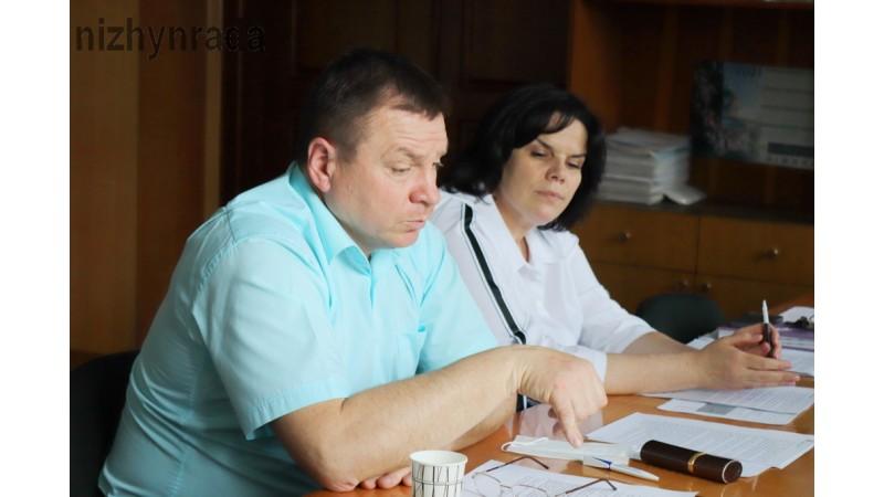 Відбулася робоча нарада щодо наповнення бюджету