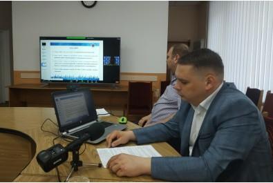 """Відбулася он-лайн зустріч в рамках сесії """"Стратегічна технічна підтримка у проведенні реформ у напрямку Енергоефективності та відновлювальних джерел енергії (STARTER)"""
