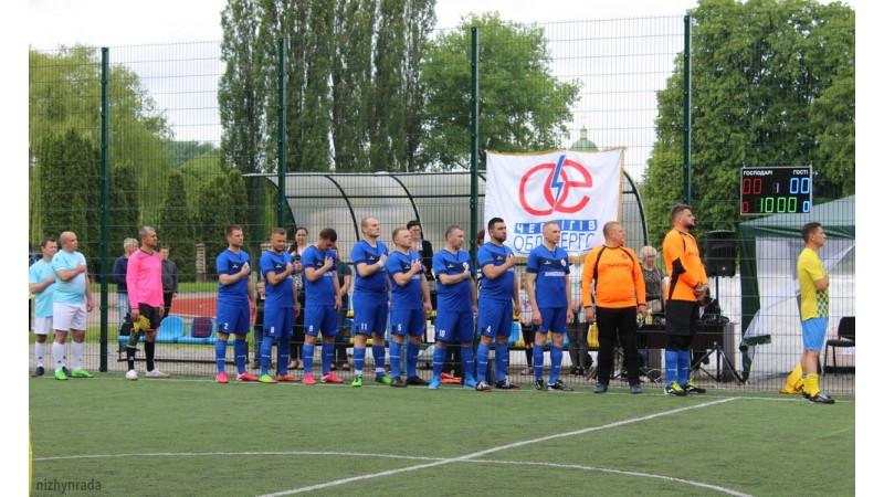 На стадіоні «Спартак» відбувся всеукраїнський турнір з футболу