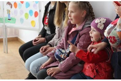 Найменші ніжинці створили Мегалистівку дітей Ніжина до керівництва міста: «Дитячих мрій країна – чудова і чарівна»