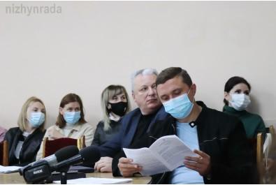 Олександр Кодола: «Питання про закриття Ніжинської ЗОШ №4 не стоїть»