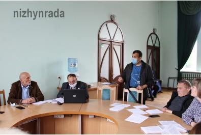 Відбулося засідання комісії з питань законності