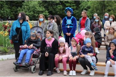 У Ніжинському дитячому будинку-інтернаті відзначили День захисту дітей