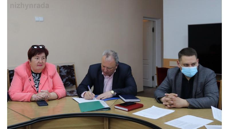 Відбулося позачергове засідання міської комісії з питань техногенно-екологічної безпеки та надзвичайних ситуацій