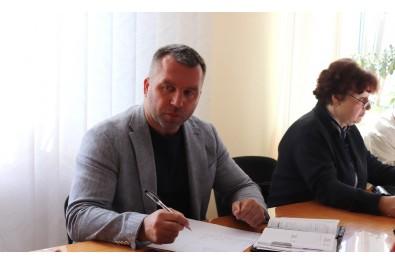 Відбулось засідання комісії з погодження розміщення тимчасових споруд на об'єктах благоустрою