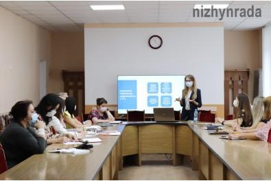 Ніжинська територіальна громада бере участь у реалізації проєкту «Прозорість місцевих бюджетів»