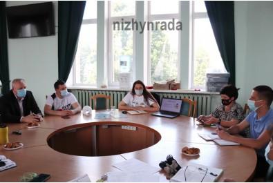 Відбулось перше засідання робочої групи з розробки механізмів участі та залучення громадян у здійсненні місцевого самоврядування