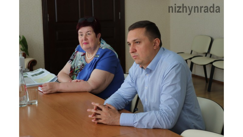Міський голова Олександр Кодола зустрівся з експертами Фонду Розвитку Місцевої Демократії