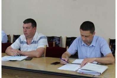Олександр Кодола провів координаційну раду з правоохоронцями