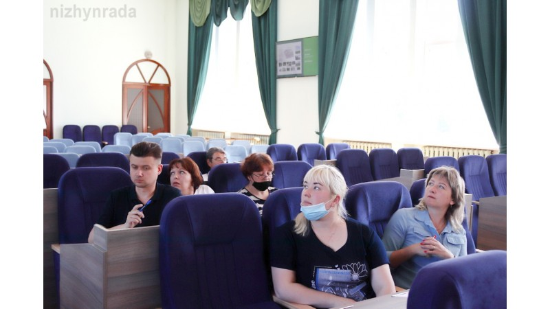Відбулося засідання конкурсного журі з визначення найкращої передпроектної візуалізації парку ім. Т. Шевченка