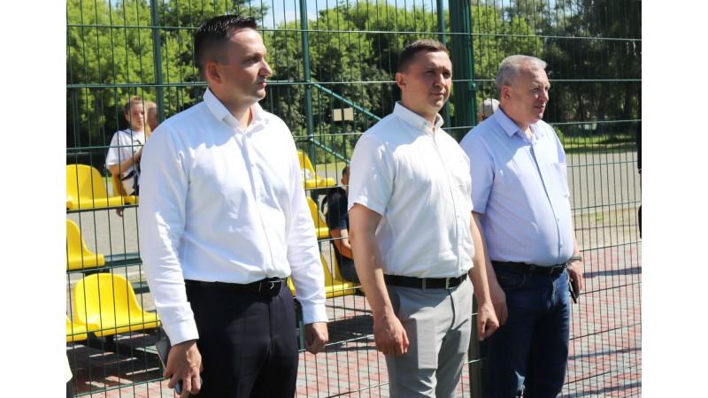 Стартував турнір з мініфутболу пам'яті Миколи Петруха та Дмитра Тернового