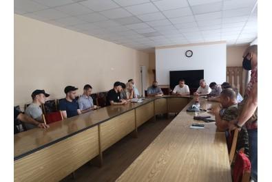 Міський голова Олександр Кодола провів нараду щодо дотримання громадського порядку в місті