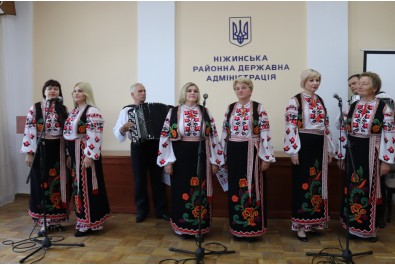 Напередодні Дня Конституції України відбулись урочистості