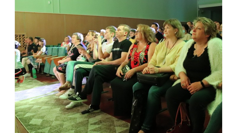 Відбувся святковий концерт з нагоди відзначення 25-ї річниці Конституції України
