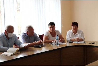 Олександр Кодола зустрівся з сім'ями загиблих учасників АТО/ООС