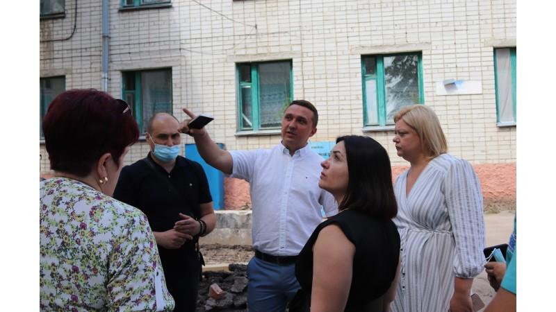 Олександр Кодола провів робочу зустріч із представниками Чернігівської ОДА