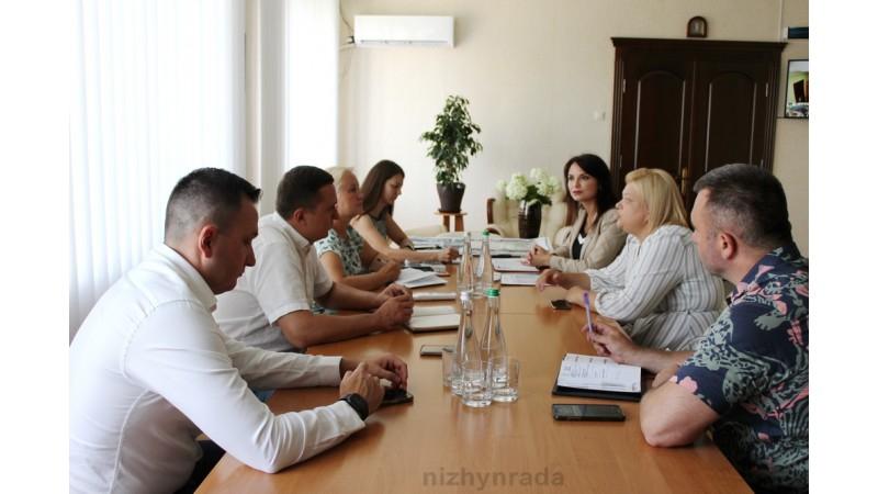 Відбулася зустріч міського голови щодо проведення бізнес-форуму