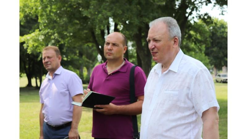 Відбулась виїзна організаційна нарада щодо відзначення загальноміського свята Івана Купала