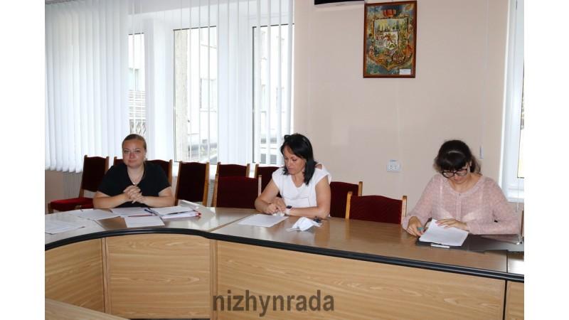 Відбулося засідання робочої групи щодо відбору кандидатів на отримання стипендії обдарованої учнівської та студентської молоді ІІ семестру 2021 року