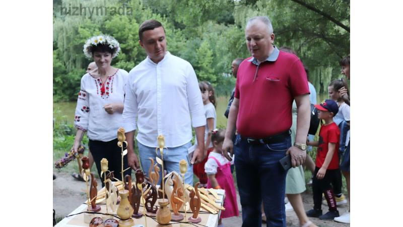 В Ніжині відбулося святкування Івана Купала