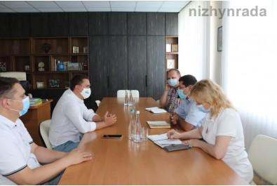 Ніжинська громада є однією з 32 громад учасниць Проекту «Просування енергоефективності та імплементації Директиви ЄС про енергоефективність в Україні»