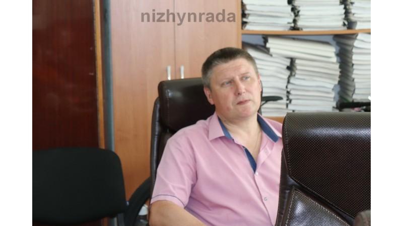 Відбулося перше засідання організаційного комітету з підготовки та відзначення у м. Ніжині 30-ї річниці незалежності України