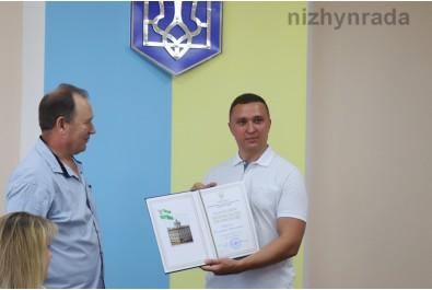 Олександр Кодола відзначив керівників Почесними грамотами