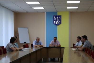 Олександр Кодола провів робочу нараду з керівниками структурних підрозділів ЦНАПу