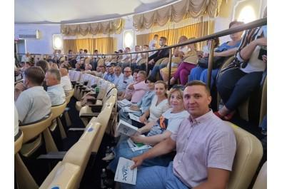 Олександр Кодола бере участь в ХVІ Українському муніципальному форумі