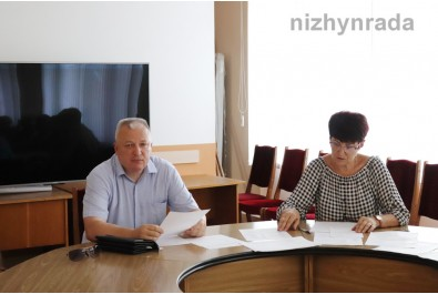 Відбулося чергове засідання організаційного комітету з підготовки та відзначення у м. Ніжині 30-ї річниці незалежності України