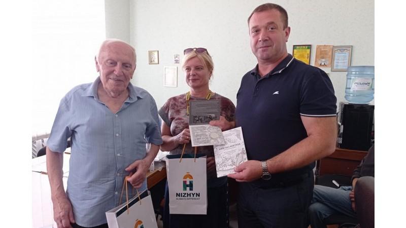 Ніжин обрано місцем проведення ІІІ Всеукраїнського музейного форуму