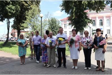 Ніжинці вшанували пам'ять Марії Костянтинівни Заньковецької