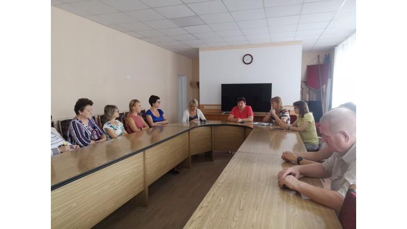 Ірина Грозенко провела нараду з сімейними лікарями та керівництвом КНП «ЦПМСД»