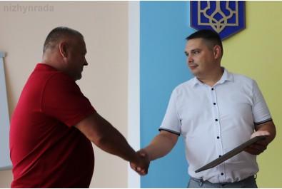 Працівників будівельної сфери привітали з професійним святом