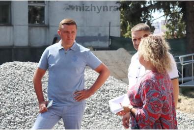 Реконструкція вулиці Гоголя на постійному контролі у міського голови Олександра Кодоли