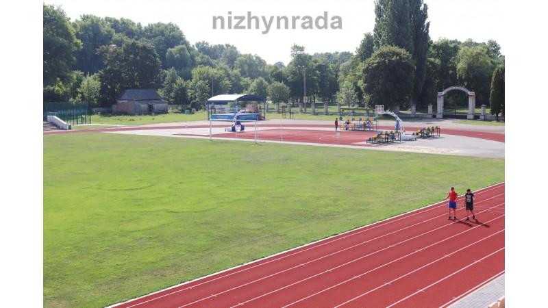 Міський голова Олександр Кодола з робочим візитом відвідав міський стадіон «Спартак»