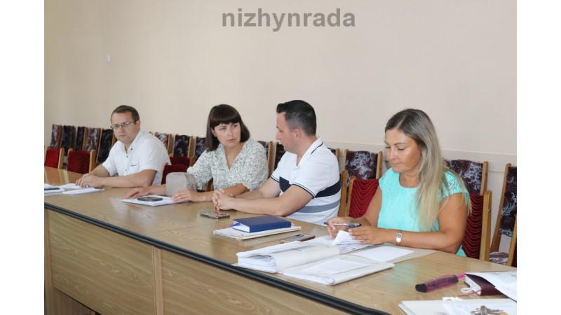 Відбулося засідання постійної комісії міської ради з питань регулювання земельних відносин