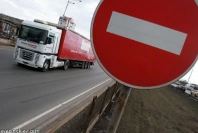 В місті обмежено рух вантажівок