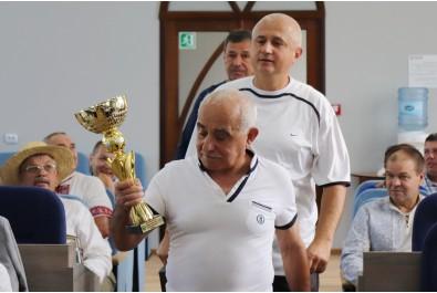 Міський голова Олександр Кодола привітав ніжинську ФК «Ветеран» з перемогою на міжобласному турнірі