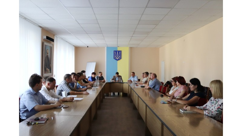 Відбувся круглий стіл до Дня Незалежності «Становлення української державності: до 30-ї річниці Незалежності України»
