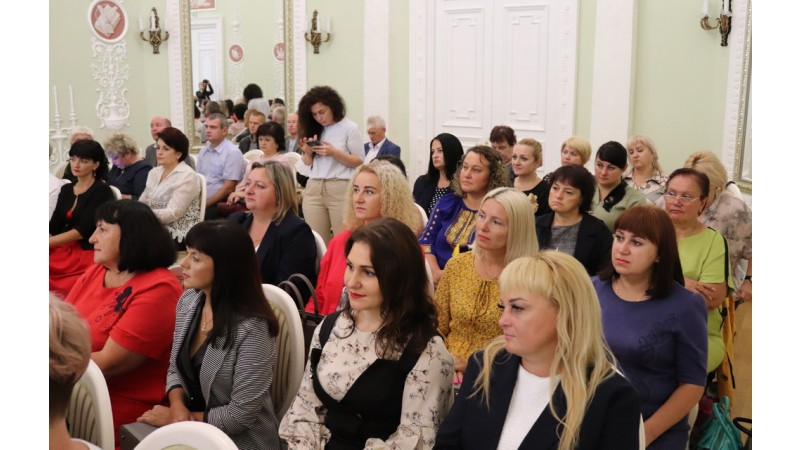 Відбулась щорічна освітянська серпнева конференція педагогічних працівників