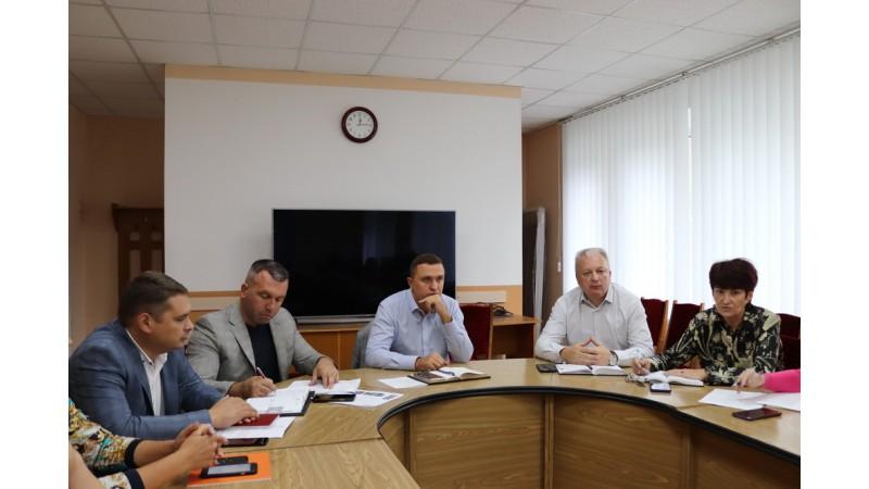 Відбулось перше засідання організаційного комітету щодо проведення в Ніжині Покровського ярмарку – 2021